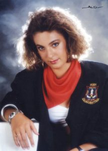 1989 - Susana Pérez Antoanzas