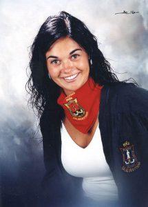 2003 - Cristina Jiménez